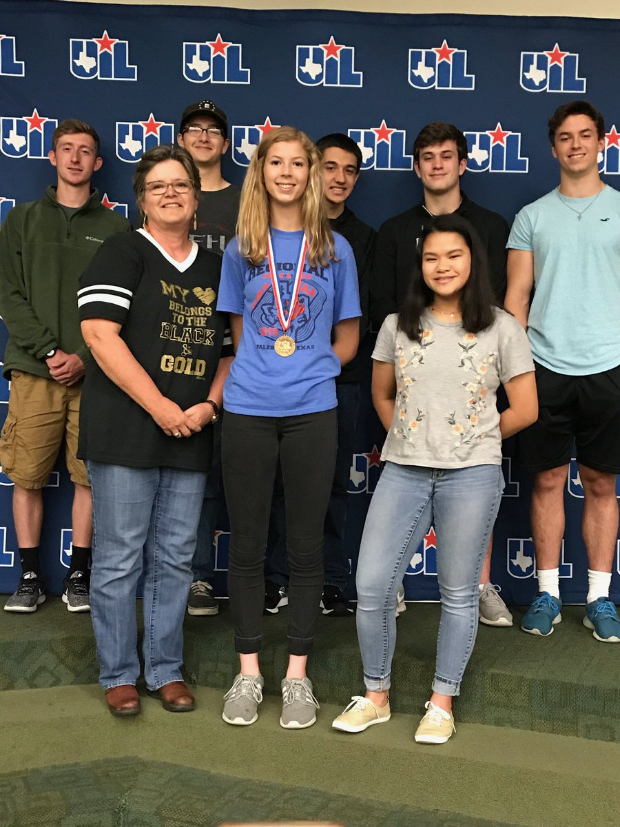 ... Anne Williams placed 6th in State Editorial Writing, Lily Norcross got  8th in Spelling, and Jonathan Weatherman placed 10th in Number Sense!