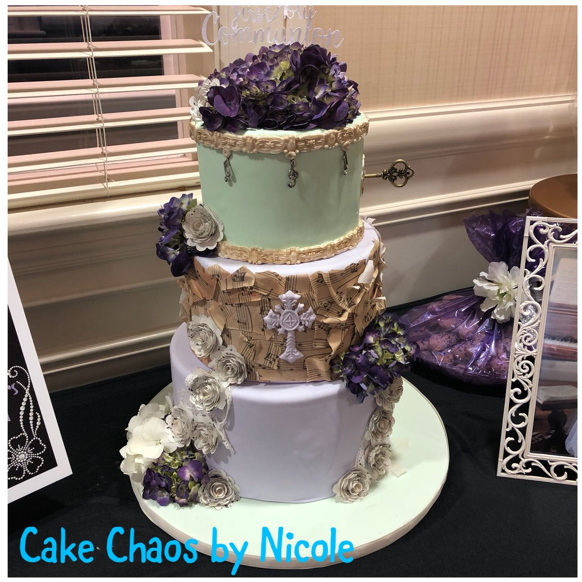 Cake Chaos By Nicole On Twitter To Say I Love This Cake Is An