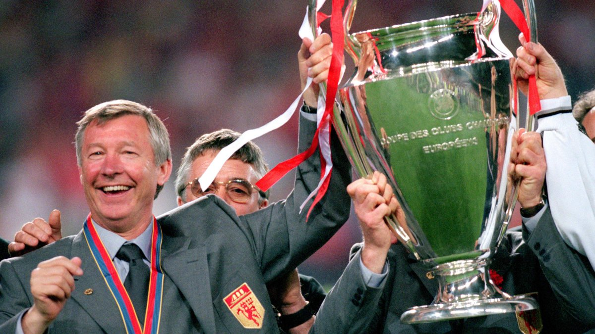 Everyone at the club wishes Sir Alex Ferguson a full and speedy recovery.