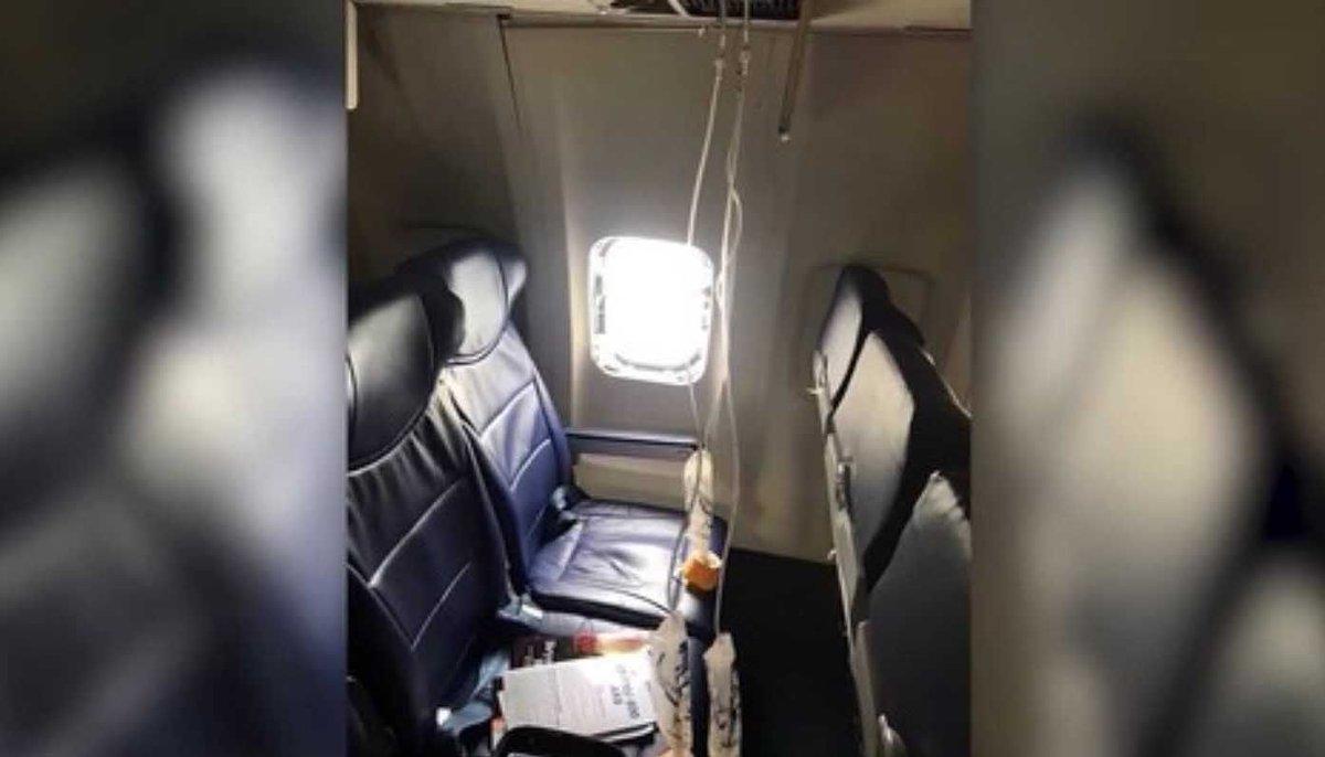UPDATE: NTSB report released on blown Southwest engine https://t.co/ljHdGXjBYr #SouthwestAirlines #WDAM7