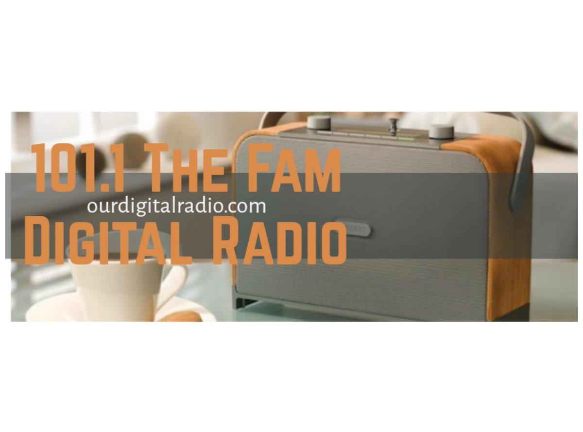 101 1 The FAM Digital Radio on Twitter: