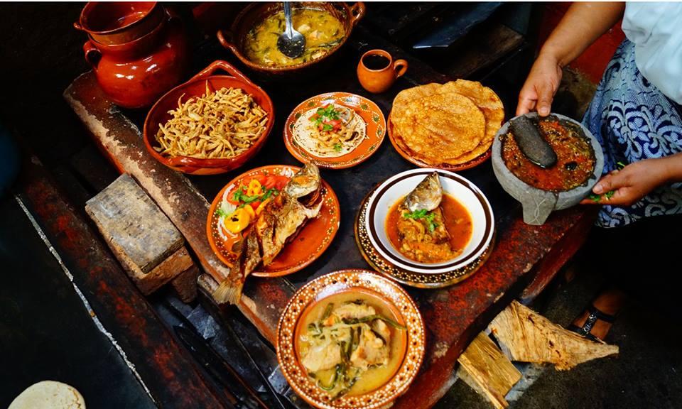 Michoacan Celebra La Vida On Twitter La Cocina Tradicional