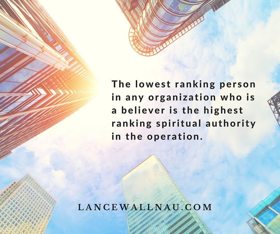 Lance Wallnau on Twitter: