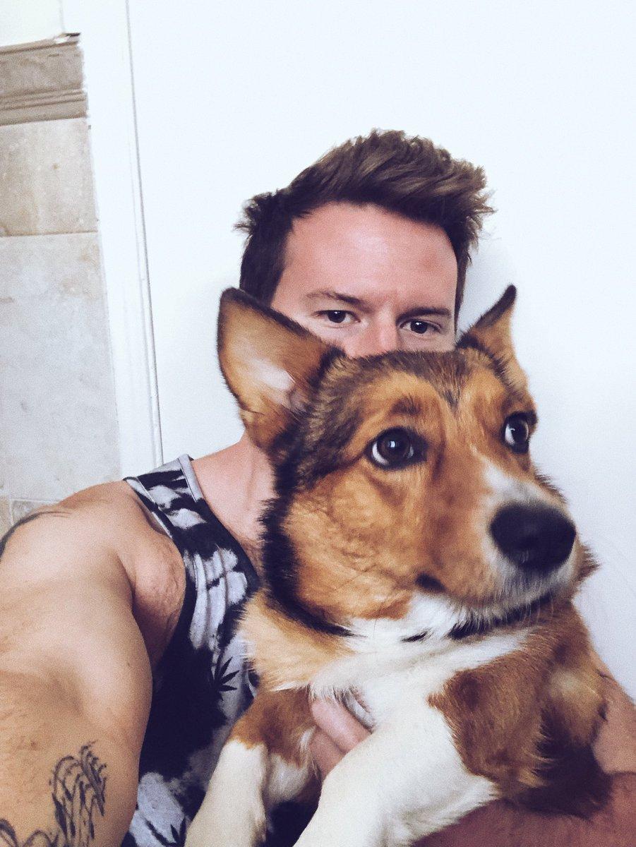 Ricky Dillon On Twitter Happy Birthday To My Doggo Oliver I Love
