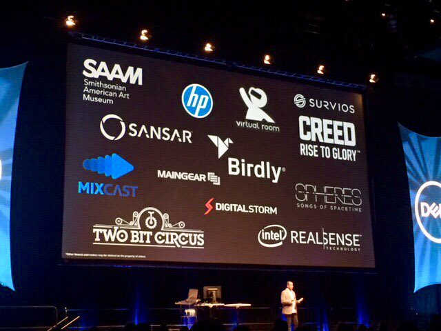 Blueprint reality on twitter it takes a village intel blueprint reality on twitter it takes a village intel announcing their partnerships with the entities working together to drive vr including our malvernweather Gallery