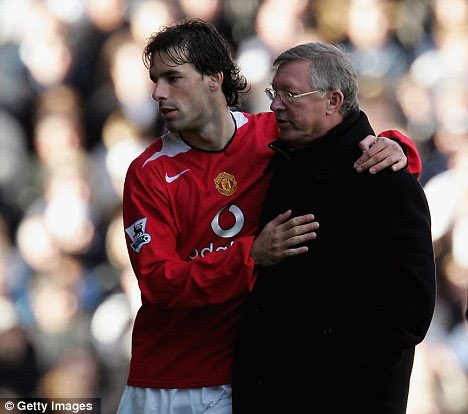 Hoping and praying for a full recovery.. Keep fighting Boss, you've always done. 🙏 #SirAlexFerguson  @ManUtd