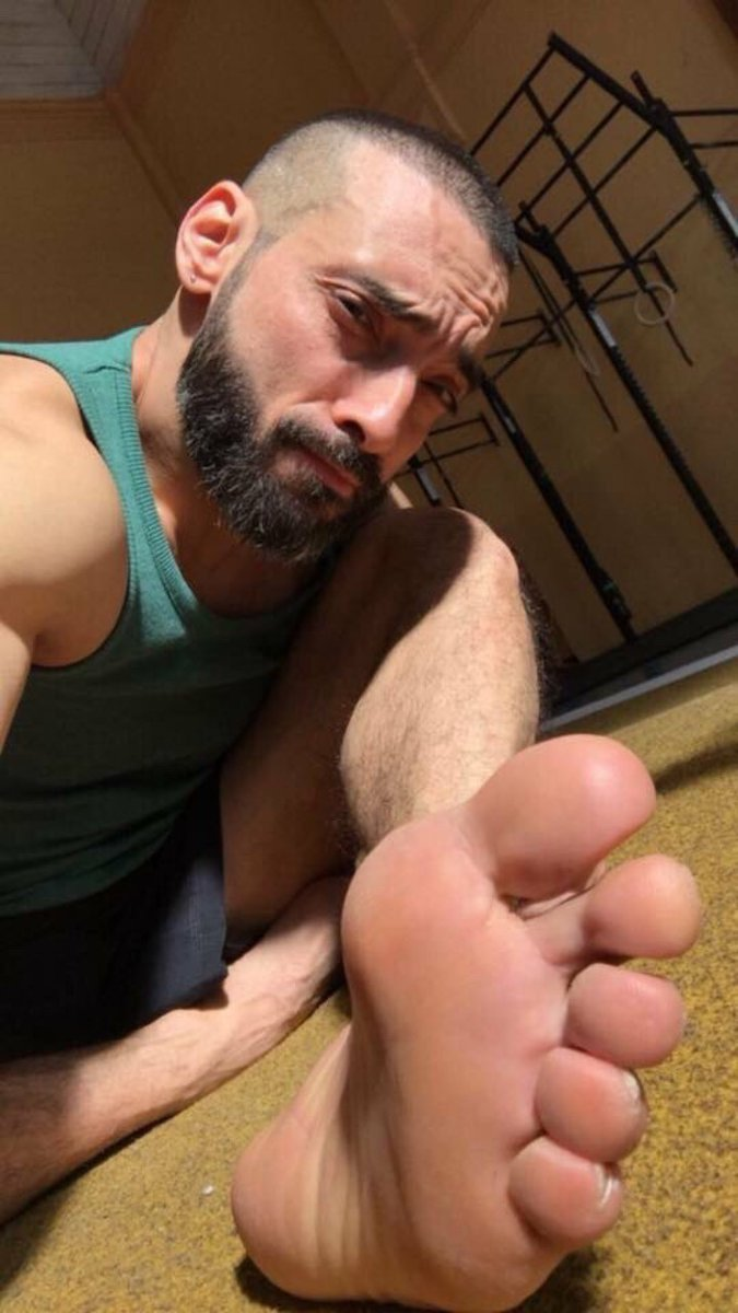 Feet gay porno
