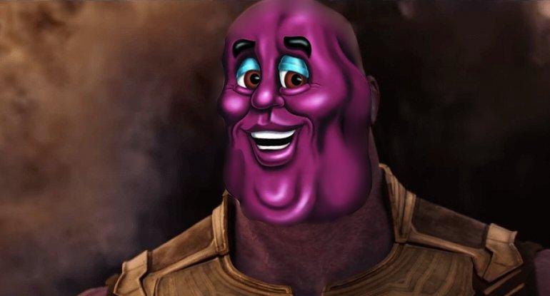 Thanos Raisin
