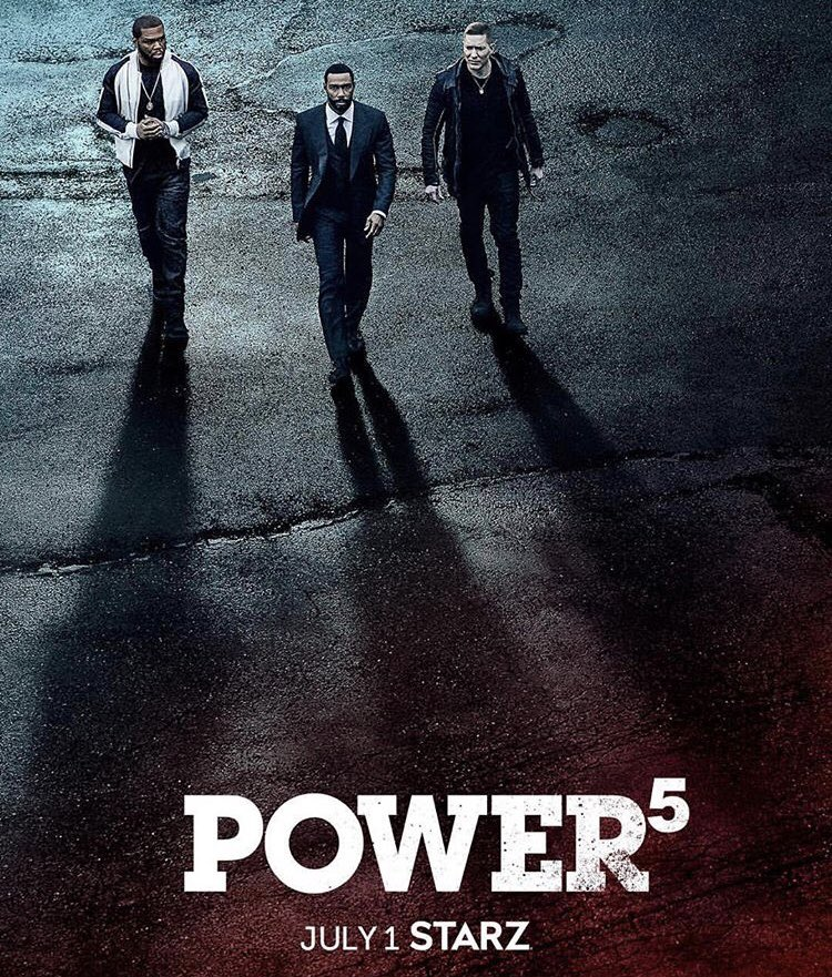 POWER back on the map July 1st the best show on Tv returns. #lecheminduroi @Power_STARZ https://t.co/lngpmUTaEA