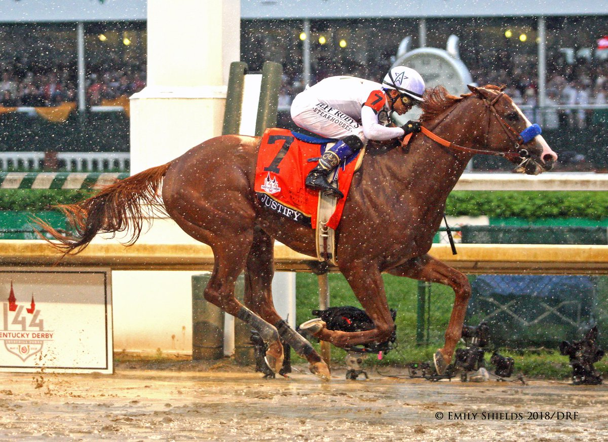 Justify – Kentucky Derby 2018