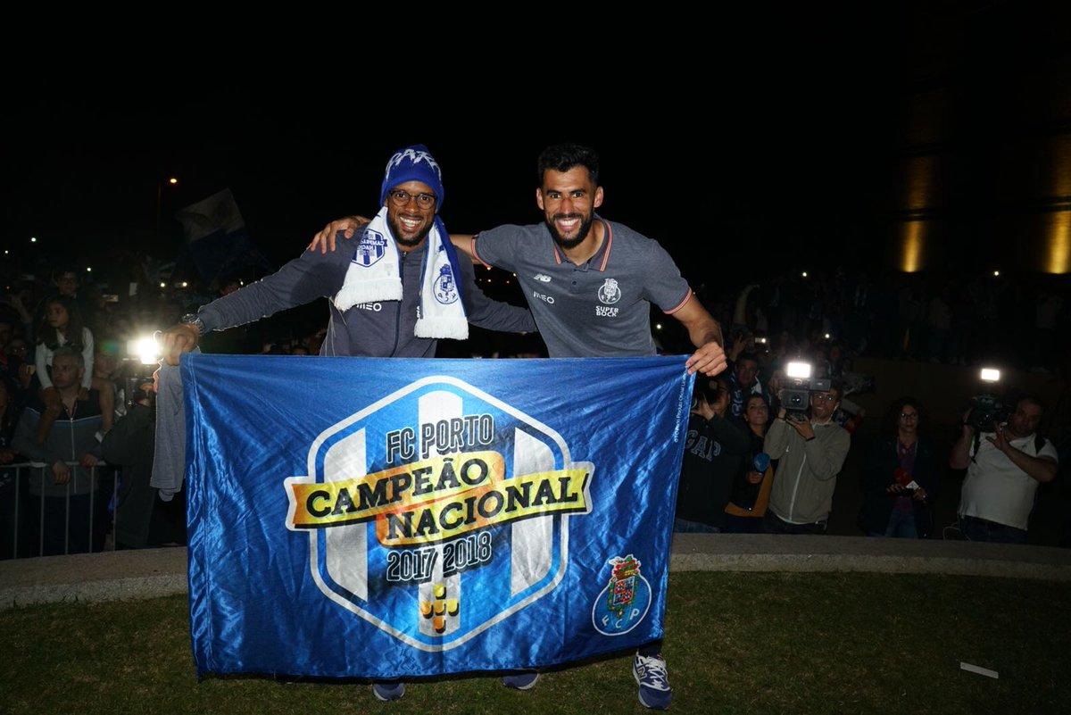 «Порту» в28-й раз стал чемпионом Португалии