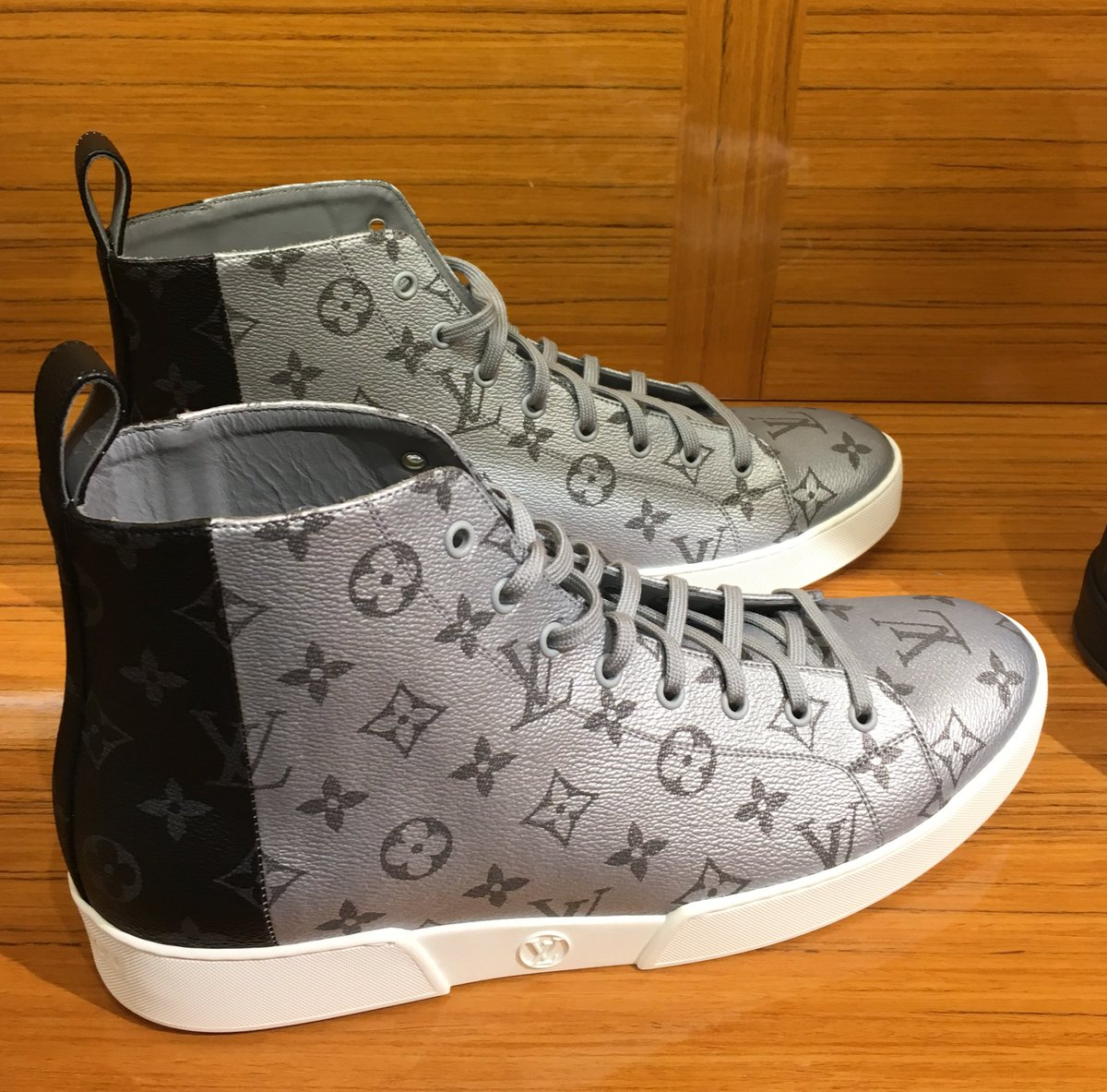 jennatini on twitter quotlouisvuitton high top sneakers for