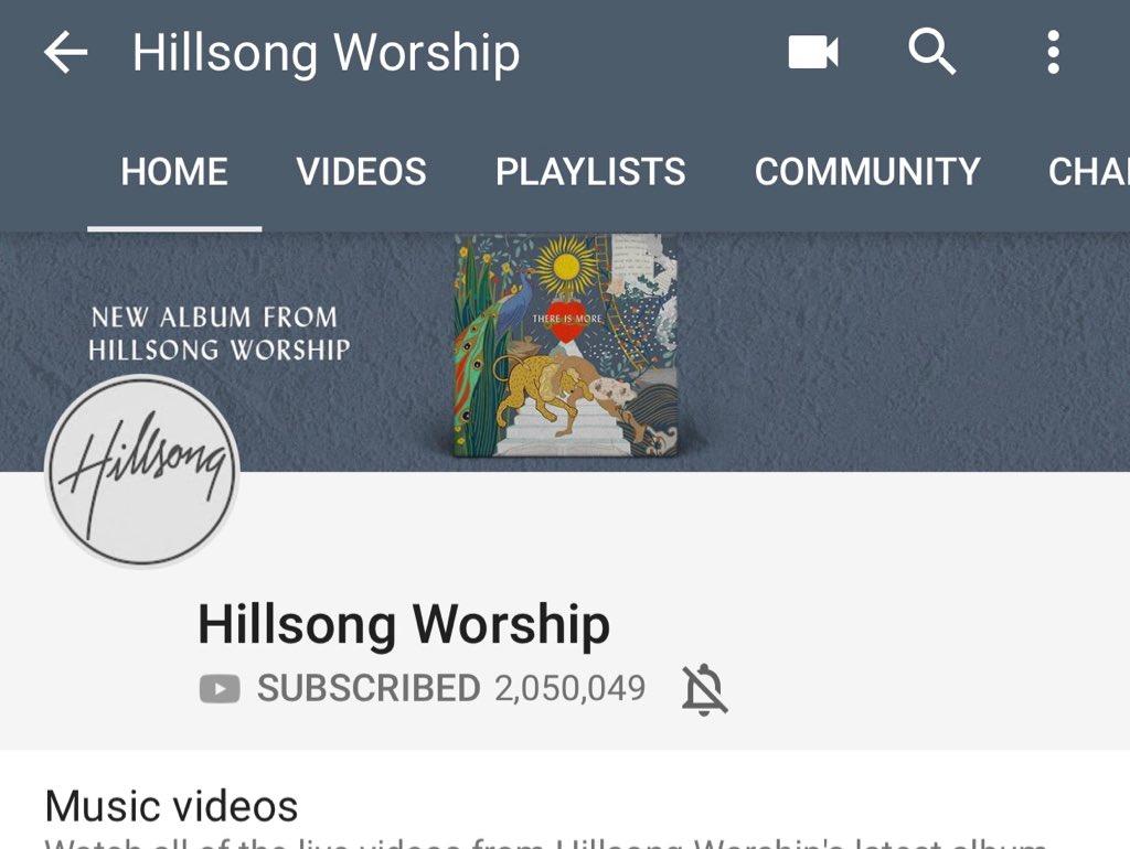 Hillsong Worship on Twitter: