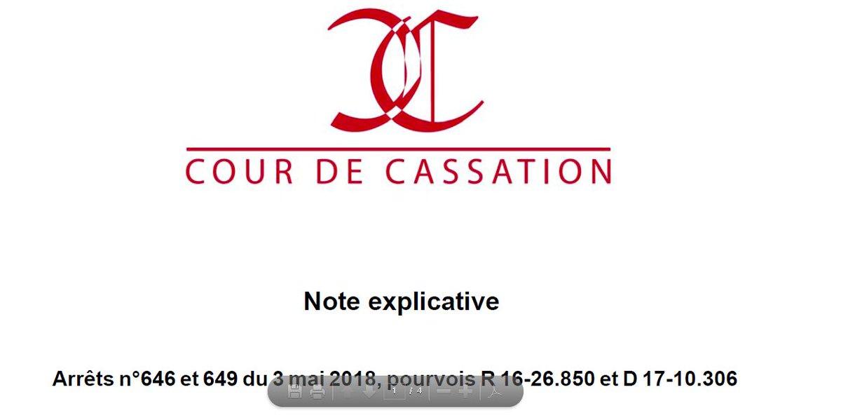 Frederic Chhum On Twitter Licenciement Pour Inaptitude La Cour