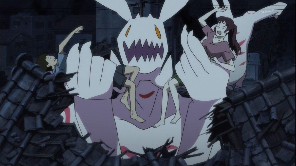 エロアニメ怪物にレイプエロ画像