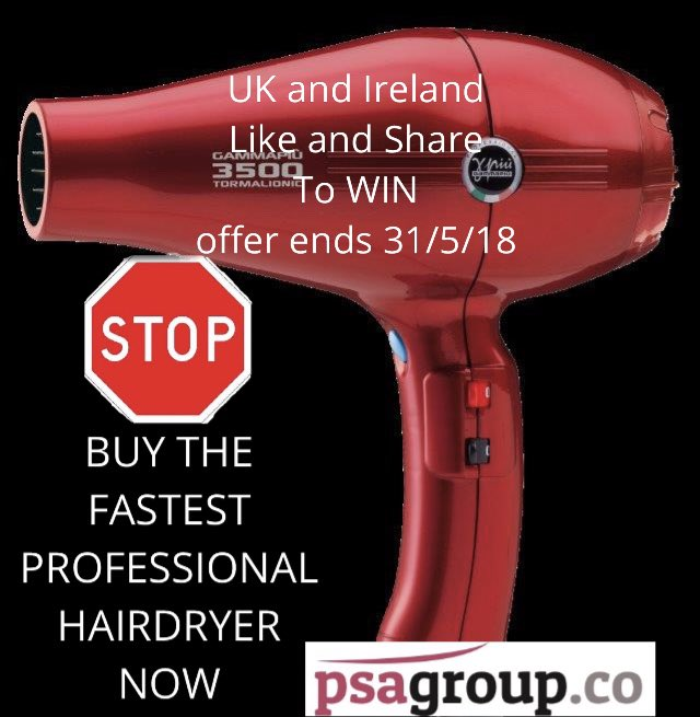 A CHANCE TO WIN THE FASTEST Professional Hairdryer for a simple like and retweet. A GENUINE OFFER for the UK and Ireland #liketowin #retweettowin #thebest #thefastest #professionalhairdryer #salondryer #salonowner #hairdresser #hair #freecompetition<br>http://pic.twitter.com/PRlvJwmOJx