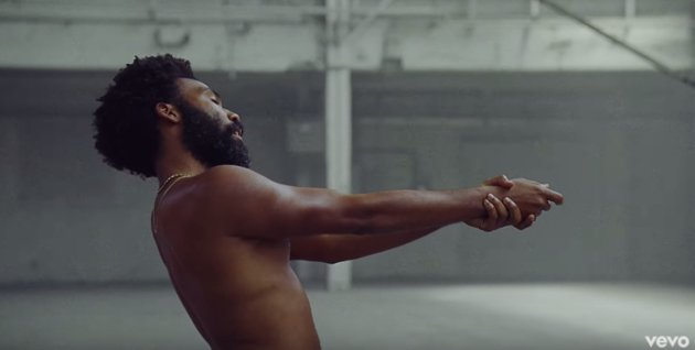 #ChildishGambino's new video #ThisIsAmerica pretty much sums up the times we're living in https://t.co/lW3y7ovMmC