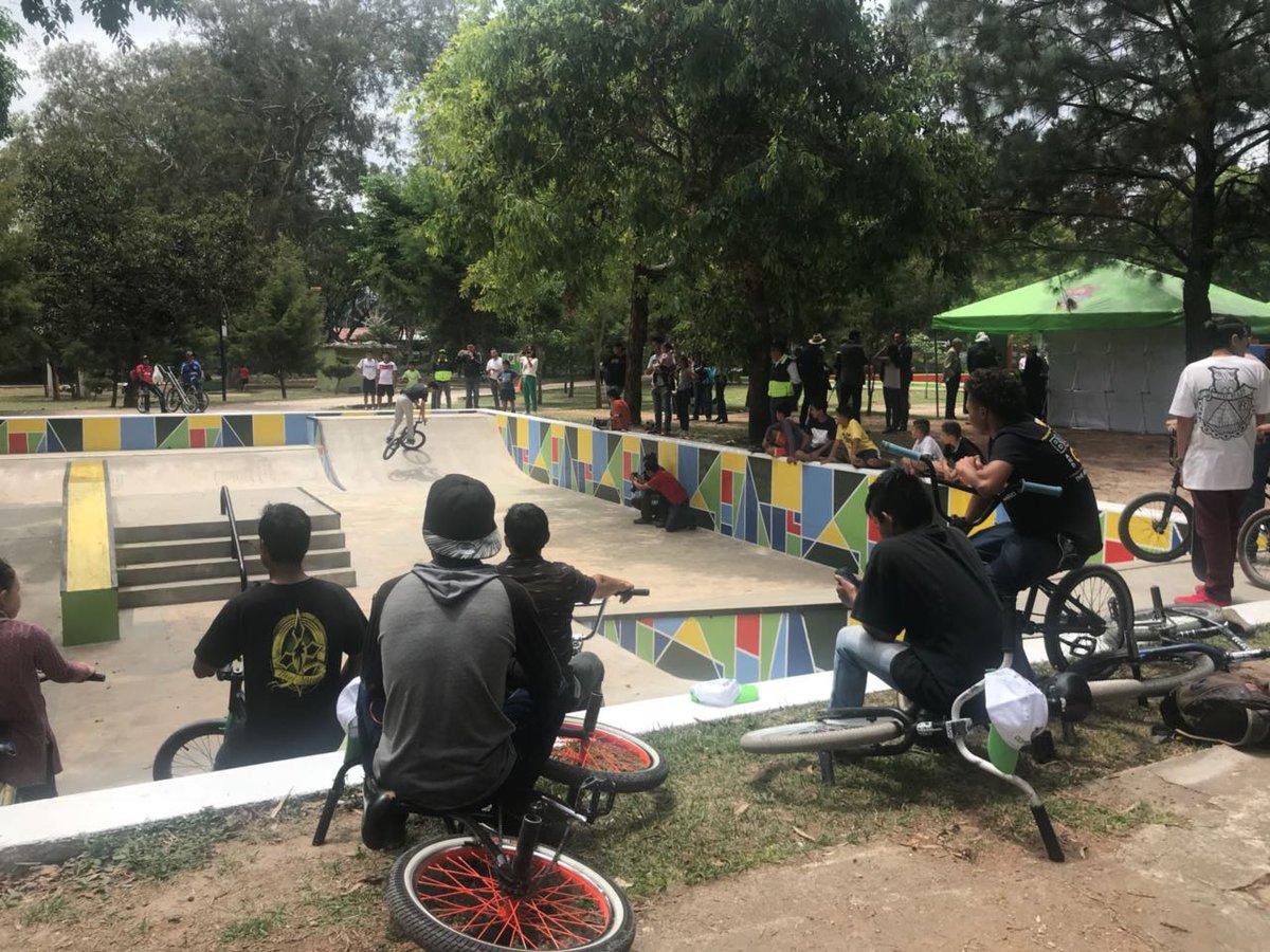La Municipalidad De Guatemala Lleva Acabo La Inauguracion Del