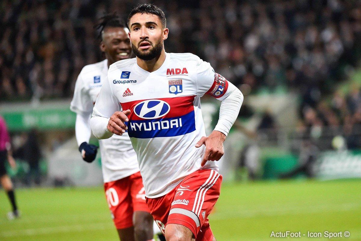 🚨 Accord entre l'OL et Liverpool pour Nabil Fekir. Transfert de 70 millions et un contrat de 5 ans ! (@RMCsport)