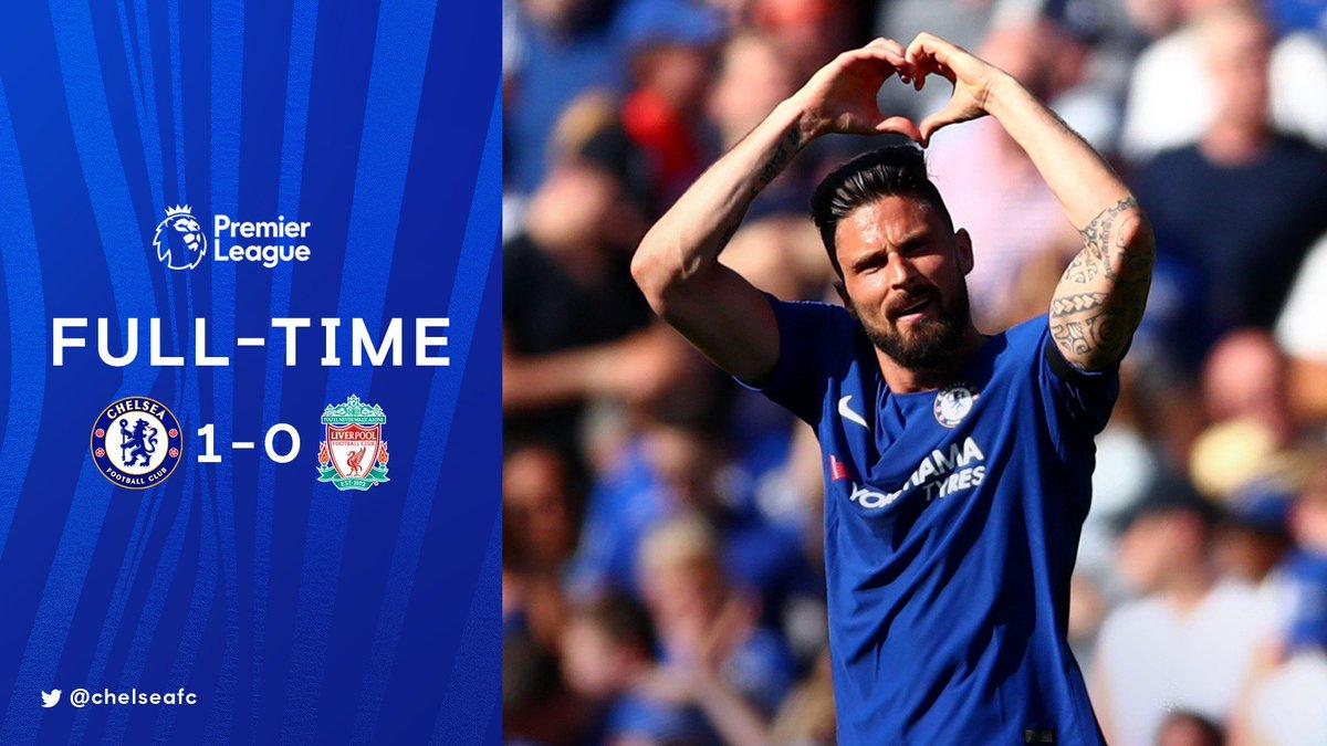 Chấm điểm kết quả Chelsea 1-0 Liverpool