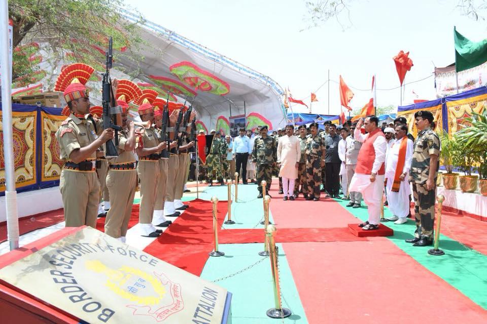 Gujarat govt to provide land for setting up Sainik School in border district Kutch: Rupani