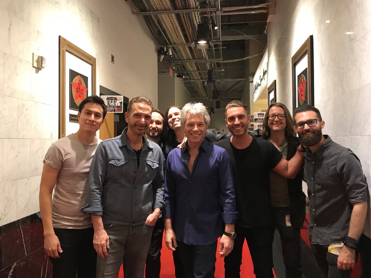 We had a great time in Uncasville ��JBJ with opening artist, @nickfradiani, and the night's setlist. #THINFStour https://t.co/aOlYwXEeqi