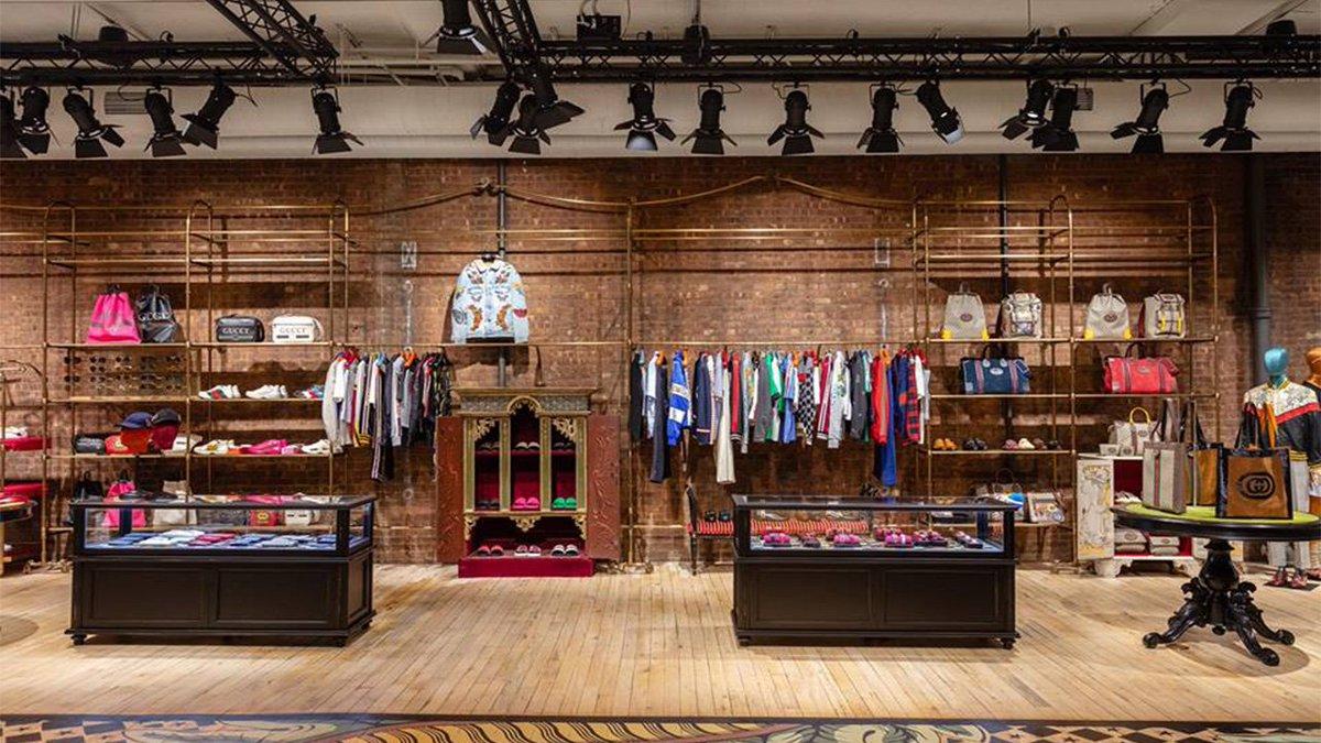 4998e78d2a84 Gucci Store New York Soho