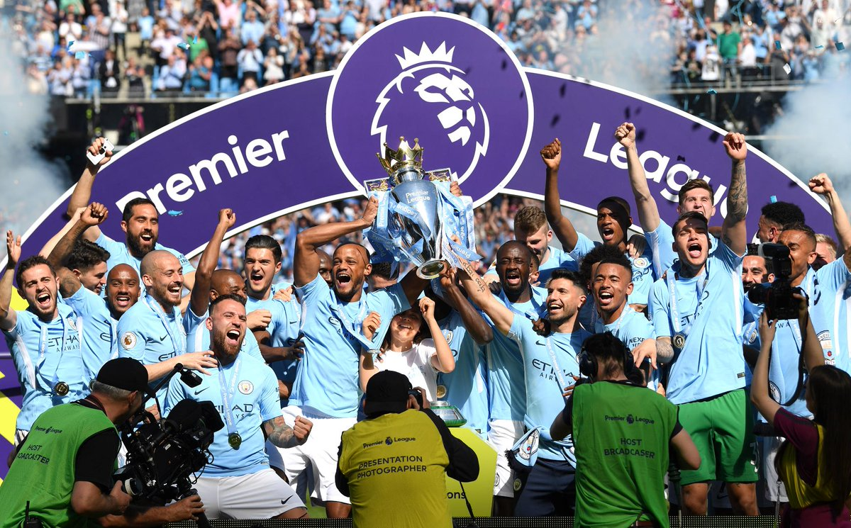 ♕ ♕ ♕ ⚽ ⚽ ⚽ English Premier League 2017-18 Season - Discussions, updates, results, videos etc ⚽ ⚽ ⚽ ♕ ♕ ♕