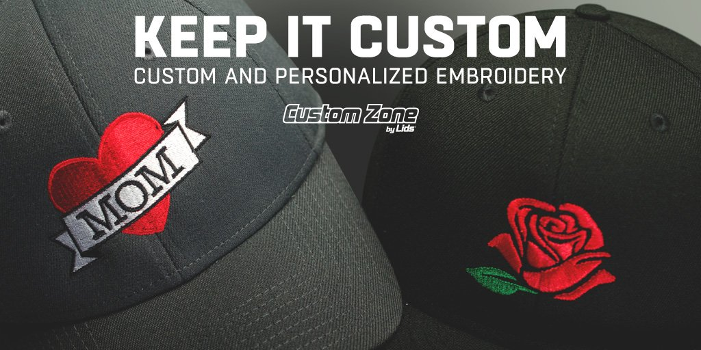 Lids On Twitter Try A Gift From The Heart With A Custom Hat For