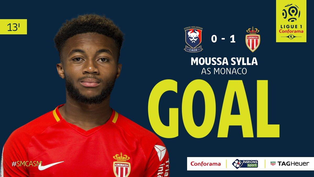 Maillot THIRD AS Monaco Moussa SYLLA