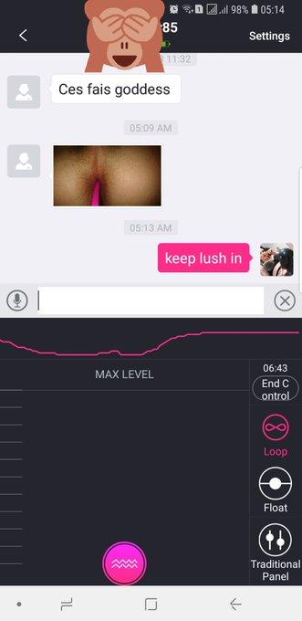 Another slut addictited to my ^virtual^ d8ck!  Tres bien, chienne! https://t.co/bVC5G5HdjM
