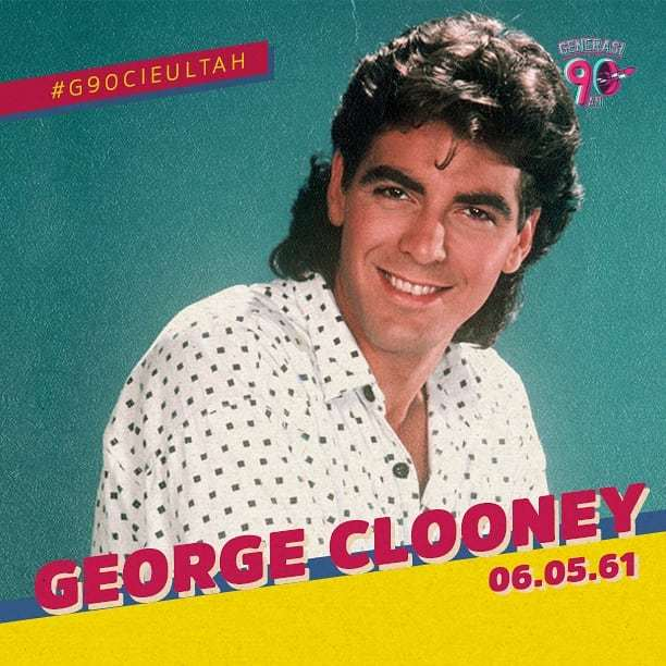 Happy birthday om George Clooney!!!
