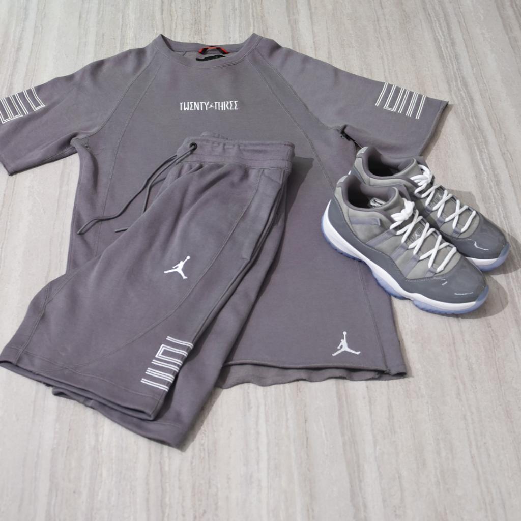 Shades of Grey. #Jordan Retro