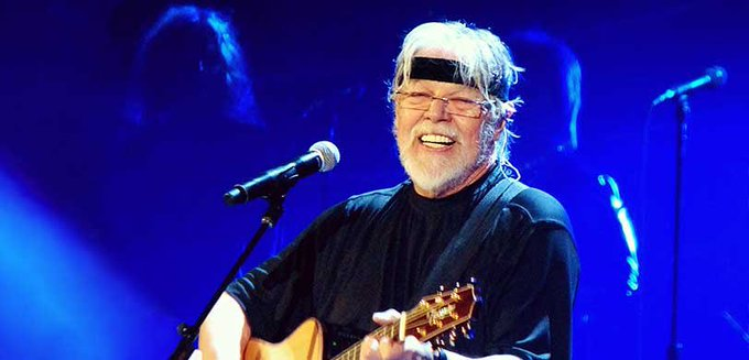 Happy Birthday to Bob Seger, always living Against the Wind
