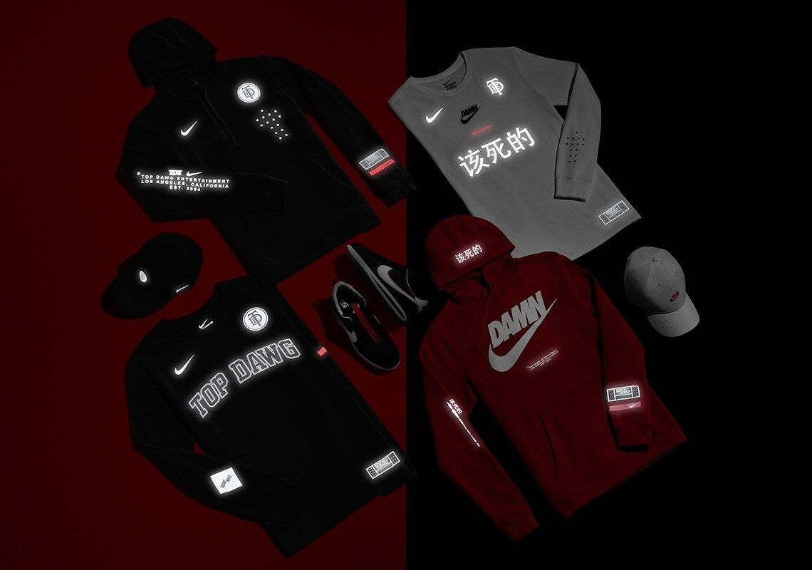 d3a80649598ac the tde x nike collection will be available at six select cities on the  championship tour