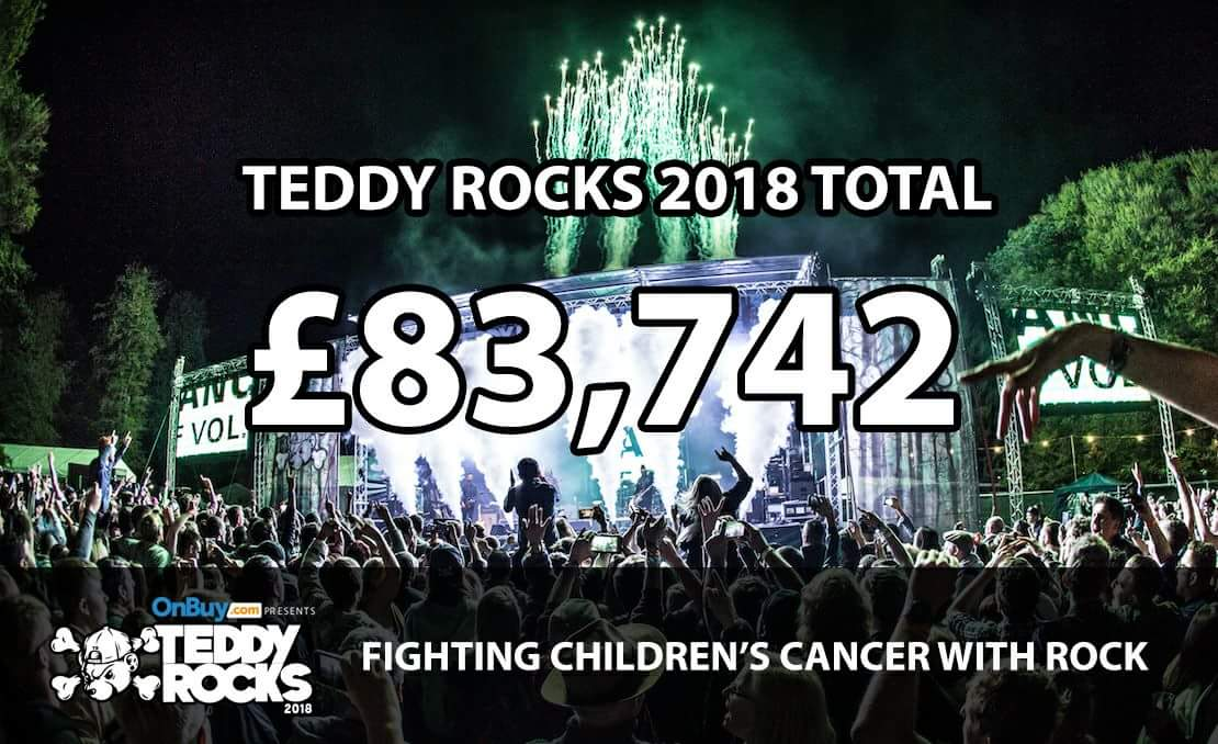 Teddy Rocks Festival on Twitter: