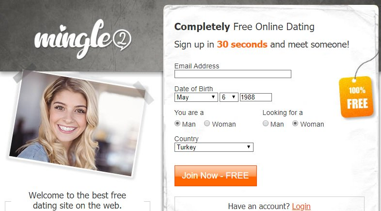Mingles dating site