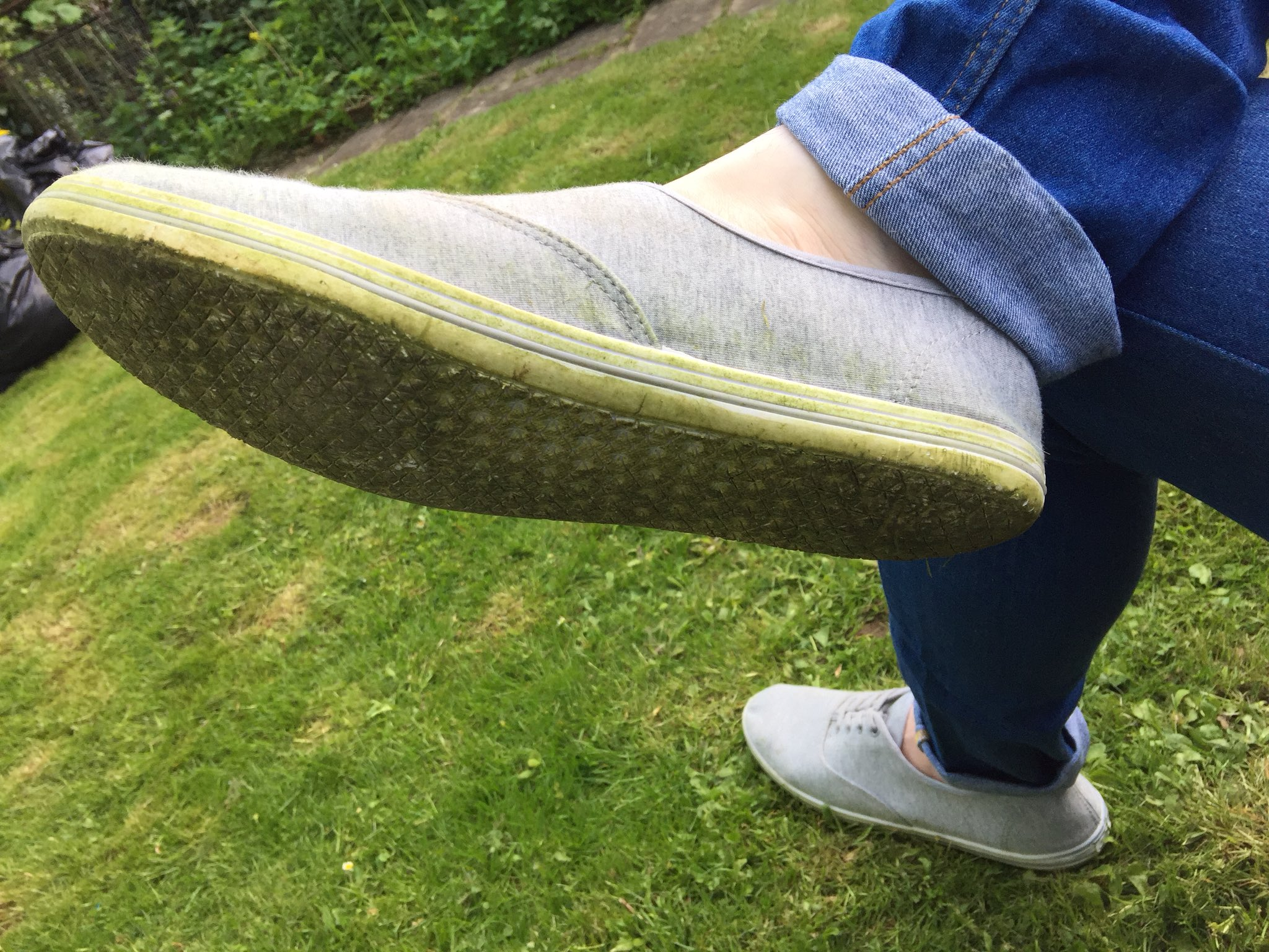 Master Dan on Twitter: Dirty shoes need licking whilst I