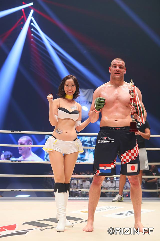 2018 in Rizin Fighting Federation