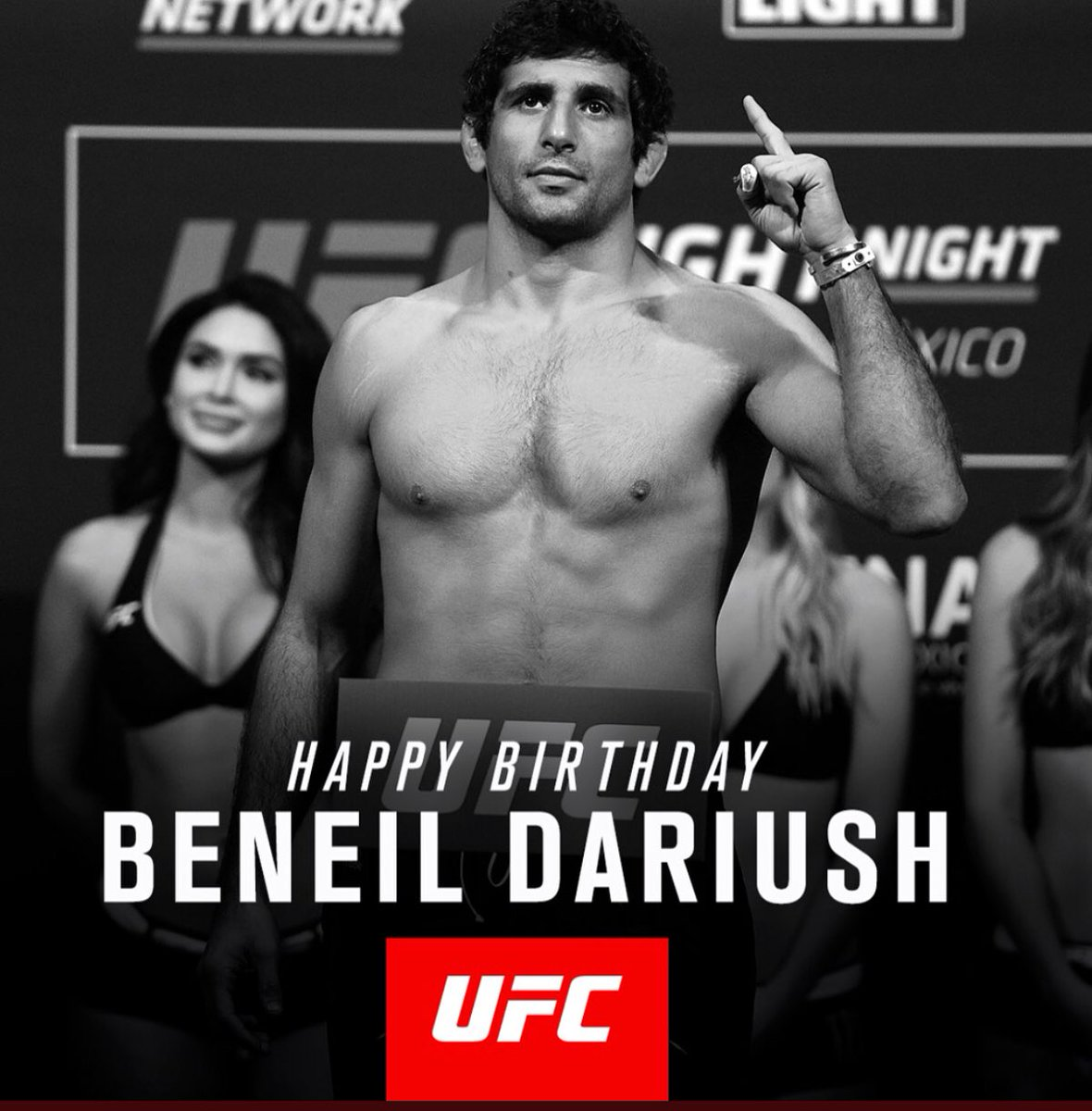 Happy birthday to one of my favorite people in the whole world @beneildariush Love you buddy