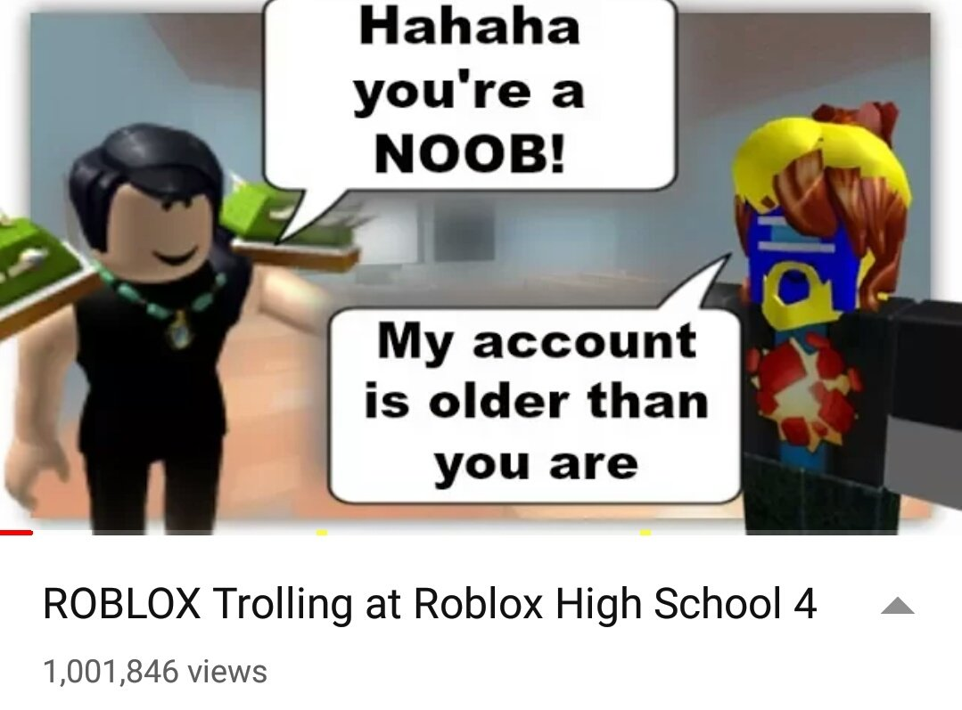 Lord Cowcow On Twitter Trolling At Roblox High School 4 Hit