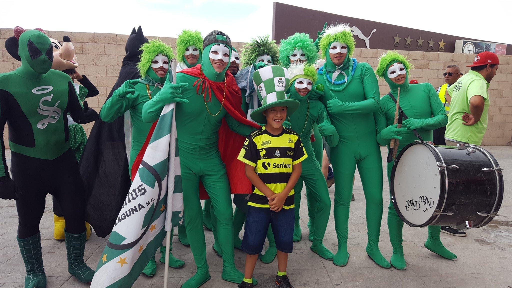 Santos Elimina a Tigres en el TSM