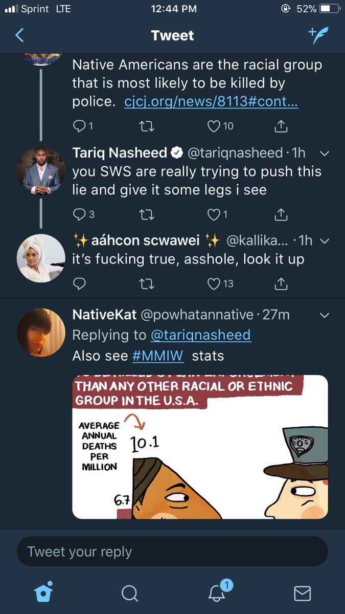 Twitter पर NativeKat: