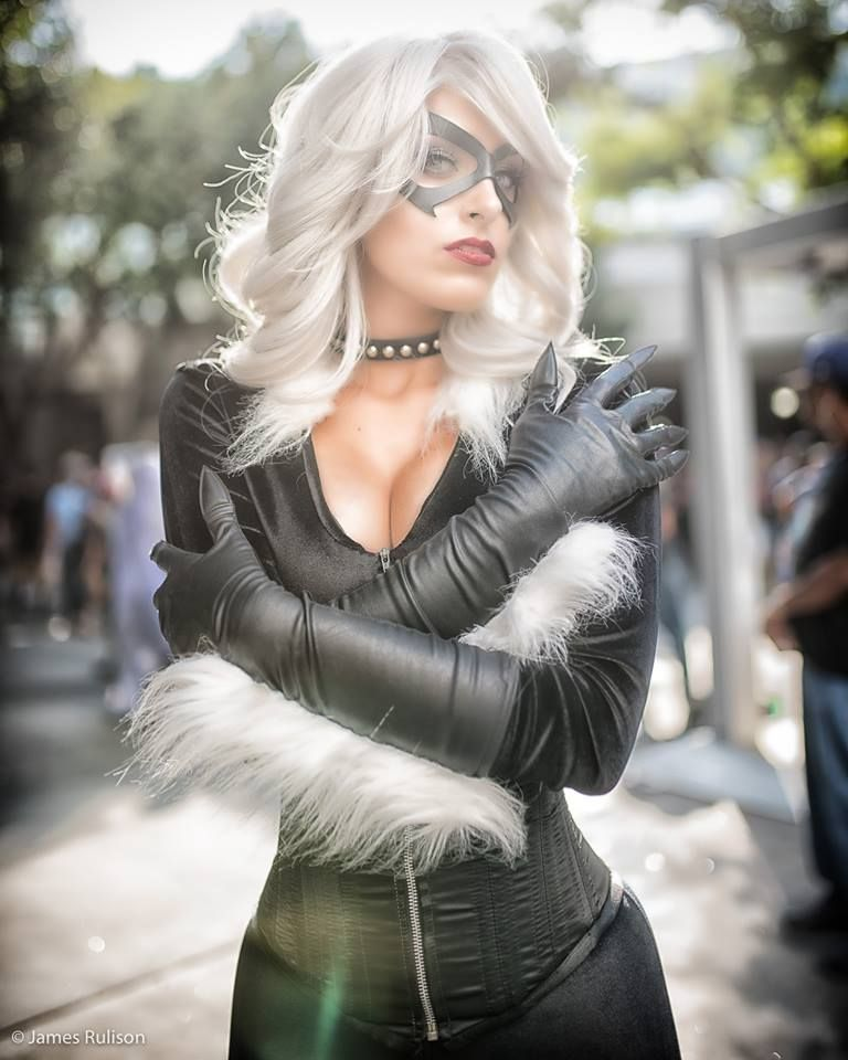 Very Nice Cosplay Blackcat From Marvelcomics By Vixence Hot Photo Girls Cosplayer Fotos Photography Movies Cosplaypic Twitter Com Zobrldachz