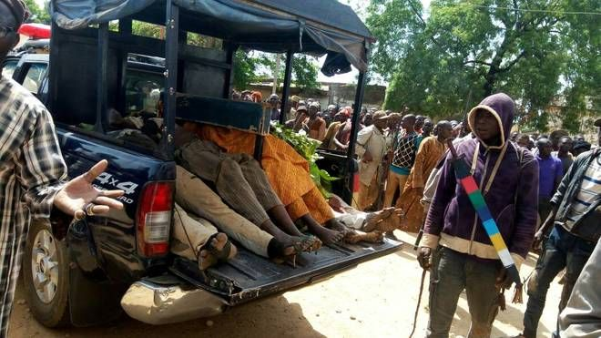 Nigeria village attack: Scores killed in Kaduna state