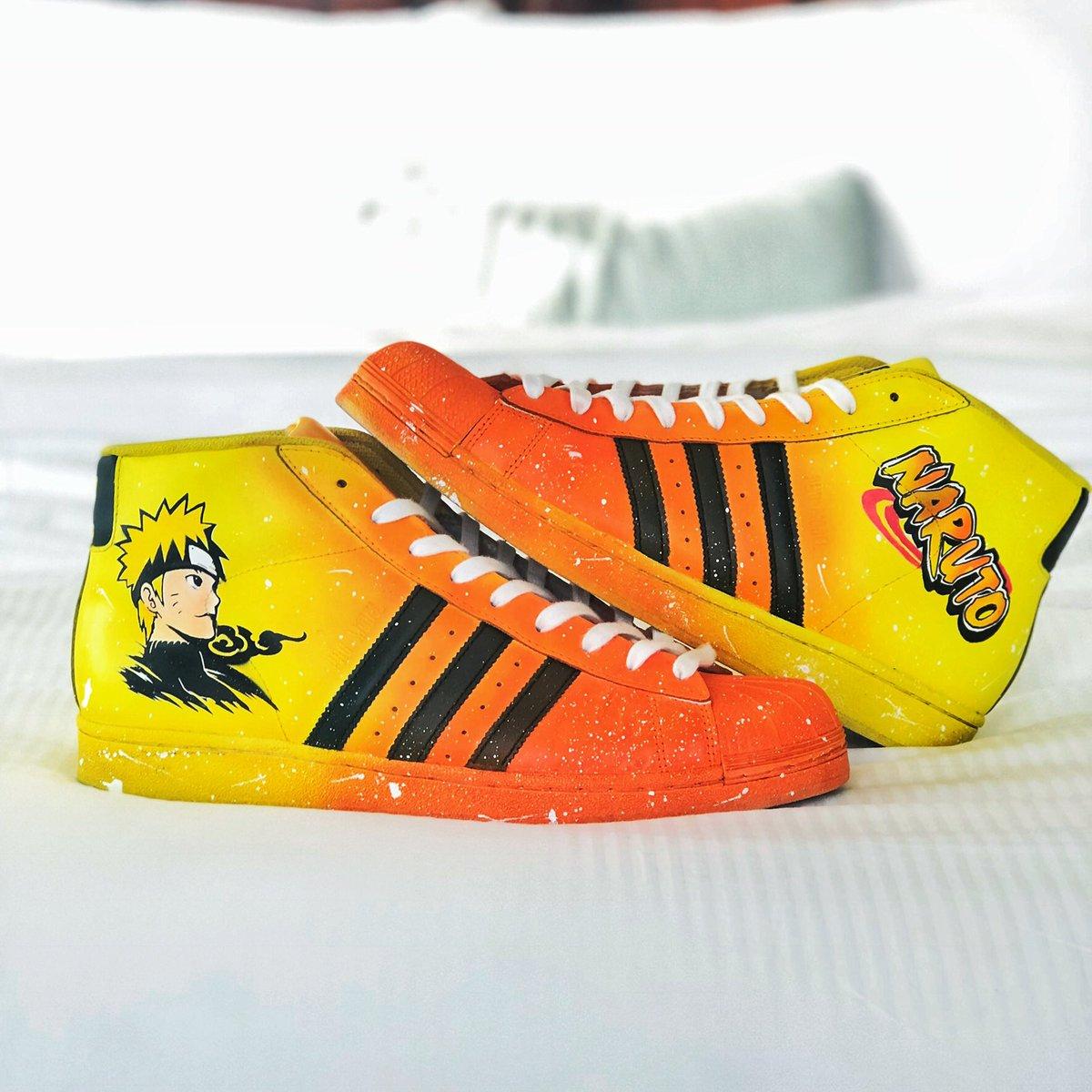 One of one!! Naruto swaggg! @Kickstradomis #dattebayo