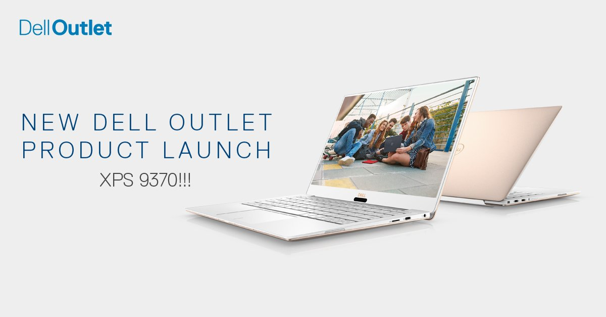 Dell Outlet on Twitter: