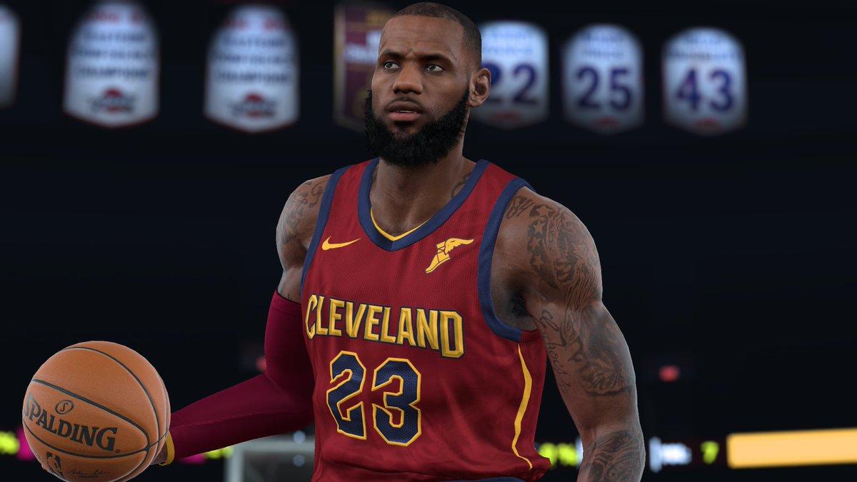 NBA 2K19 Screenshot - LeBron James (Overall Rating - 98) - Operation