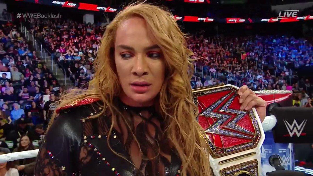 Nia Jax WWE Backlash