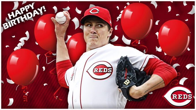 Belated Happy Birthday to La Grange s Homer Bailey!